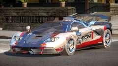 1998 McLaren F1 PJ6 для GTA 4