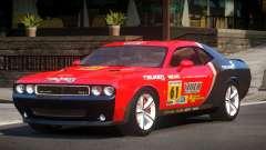 Dodge Challenger SRT8 GST L10 для GTA 4
