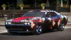 Dodge Challenger SRT8 GST L5 для GTA 4