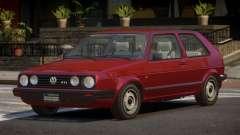 Volkswagen Golf Mk2 L-Tuned для GTA 4