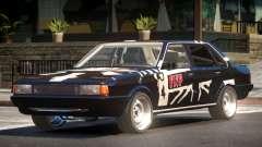 1985 Audi 80 B2 PJ1 для GTA 4