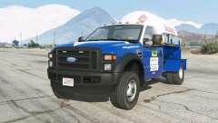 Ford F-550 2008 Gas Ideal De Mexico для GTA 5