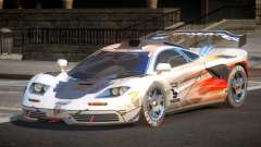 1998 McLaren F1 PJ1 для GTA 4