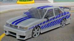 Nissan Tsuru Tuneado для GTA San Andreas