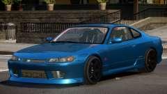 1999 Nissan Silvia S15 D-Tuned