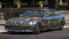 1992 BMW M3 E36 L9 для GTA 4