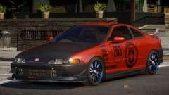 1999 Honda Integra PJ7 для GTA 4