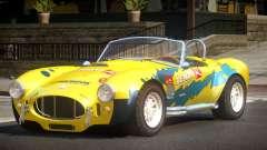 1964 Shelby Cobra 427 PJ1 для GTA 4