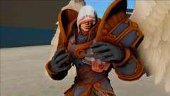 Thanatos Angel from SMITE для GTA San Andreas