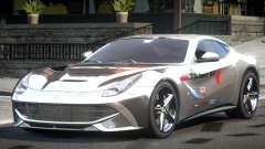 Ferrari F12 BS Drift L10 для GTA 4