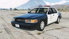 Ford Crown Victoria LAPD для GTA 5