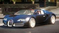 2011 Bugatti Veyron 16.4 для GTA 4
