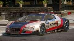 2010 Audi R8 LMS PJ10 для GTA 4