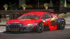 2010 Audi R8 LMS PJ8 для GTA 4