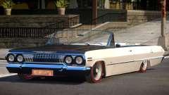 Chevrolet Impala SR для GTA 4