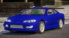Nissan Silvia BS для GTA 4