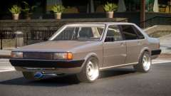 1985 Audi 80 B2 для GTA 4