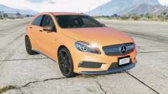 Mercedes-Benz A 45 AMG 4MATIC (W176) 2013 для GTA 5