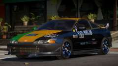 1999 Honda Integra PJ6 для GTA 4