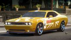 Dodge Challenger SRT8 SP L7 для GTA 4