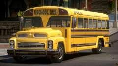 School Bus from FlatOut 2
