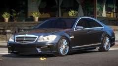 Mercedes-Benz W221 SN для GTA 4