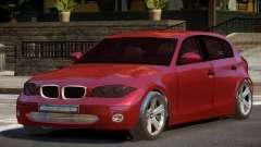 BMW 118i HK для GTA 4