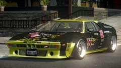 1979 BMW M1 PJ10 для GTA 4