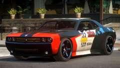 2010 Dodge Challenger SRT8 L4 для GTA 4