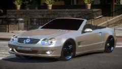 Mercedes-Benz SL500 SR для GTA 4