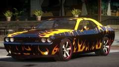 Dodge Challenger Drift L5 для GTA 4