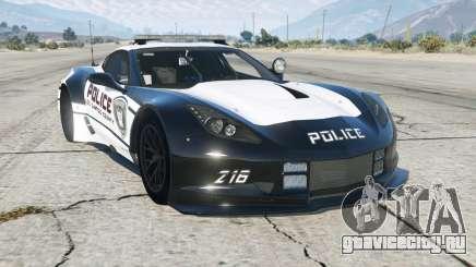 Chevrolet Corvette C7.R Pursuit Edition add-on для GTA 5