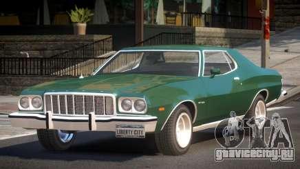 Ford Gran Torino OS для GTA 4