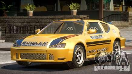 CTR Sport from FlatOut 2 PJ5 для GTA 4
