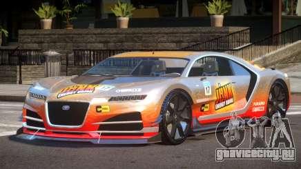 Truffade Nero Custom L6 для GTA 4
