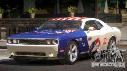Dodge Challenger R-Tuned L6 для GTA 4