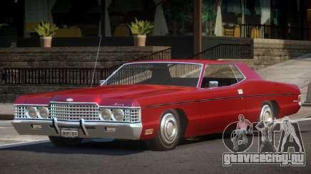 Mercury Monterey V1.0 для GTA 4