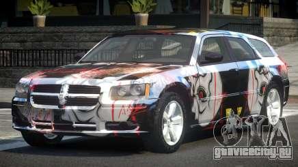 Dodge Magnum UL L3 для GTA 4