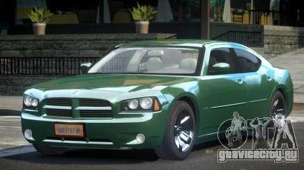 Dodge Charger RT SP для GTA 4