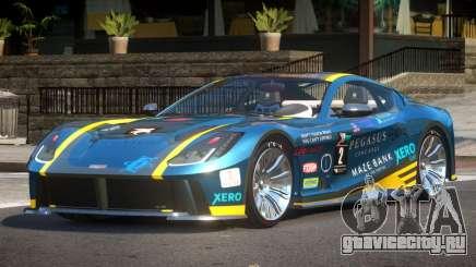 Grotti Itali GTO L9 для GTA 4