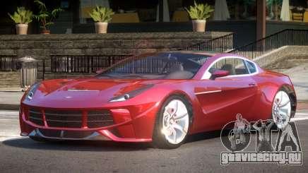 Dewbauchee Seven-70 для GTA 4