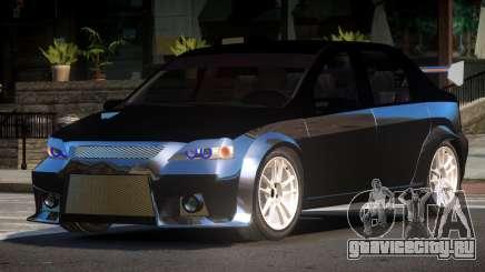 Renault Logan R-Tuning для GTA 4