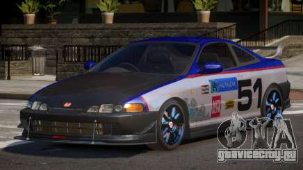1999 Honda Integra PJ10 для GTA 4
