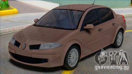 Renault Megane II 2007 для GTA San Andreas
