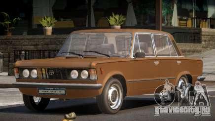 1985 Fiat 125P для GTA 4