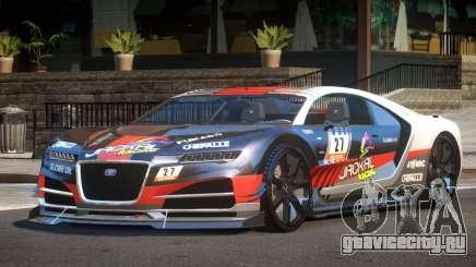 Truffade Nero Custom L9 для GTA 4