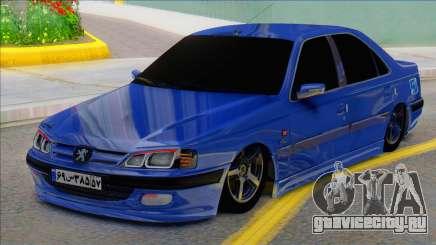 Peugeot Pars Low для GTA San Andreas