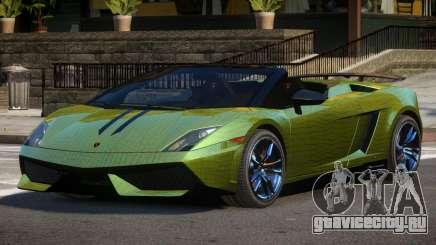 Lamborghini Gallardo LP570 SR L7 для GTA 4