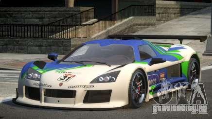 Gumpert Apollo Drift L6 для GTA 4