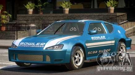 CTR Sport from FlatOut 2 PJ1 для GTA 4